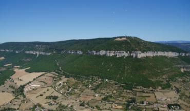 Cross Millau – St Chély d'Apcher 82km