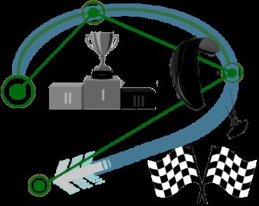 Les différentes disciplines en compétition