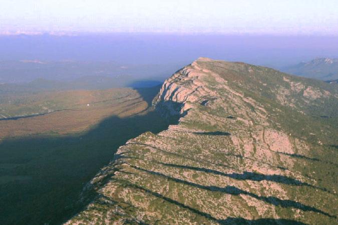 Présentation du Parc Naturel Régional de La Sainte Baume