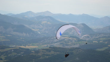 Compétition FAI 2 : Ubaye Paragliding Contest – manche annulée