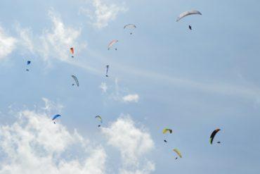 Compétition FAI 2 : Ubaye Paragliding Contest – manche 1/2