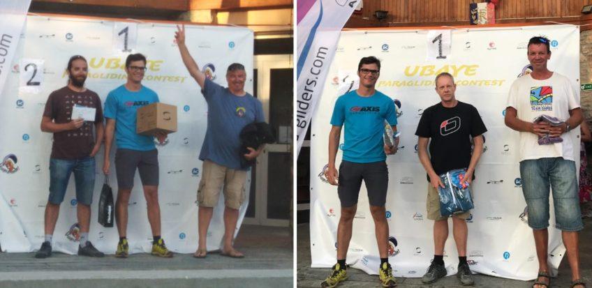 Compétition FAI 2 : Ubaye Paragliding Contest – manche 2/2