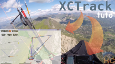 Tutoriel XCTrack [version 2019]