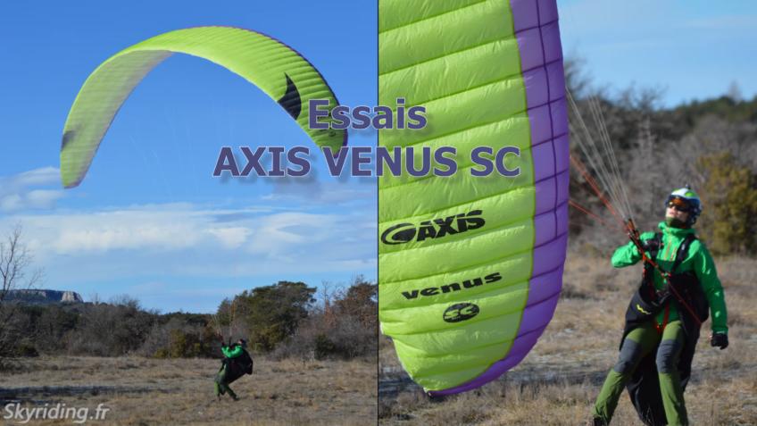 Essais de l'AXIS Venus SC (EN-C)