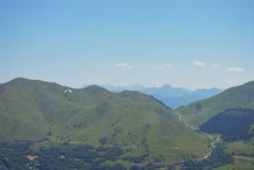Balade aérienne dans la vallée du Louron