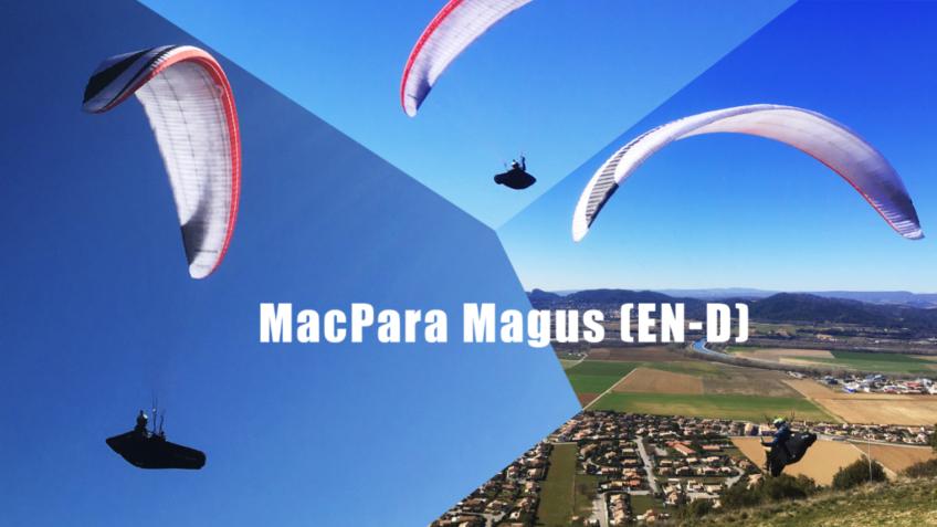 Essais de la Mac Para Magus (EN-D)